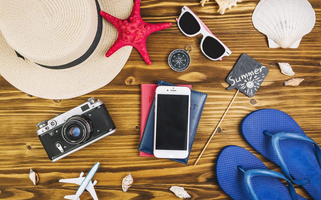 6 rzeczy które najlepiej zabrać w podróż