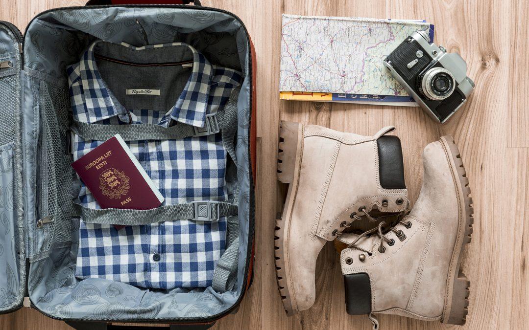 Jak spakować się na wyjazd?