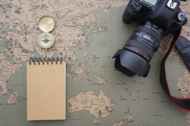 Rzeczy niezbędne podczas podróży